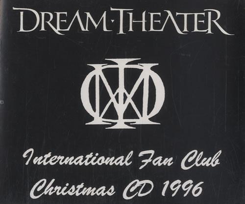 Dream Theater International Fan Club Christmas CD 1996 CD album (CDLP) UK DRTCDIN520065