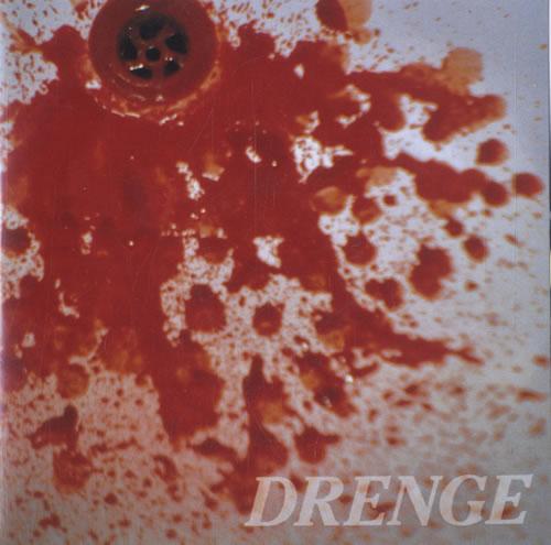 Drenge Album Sampler CD-R acetate UK E7FCRAL598083