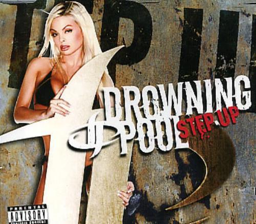 "Drowning Pool Step Up CD single (CD5 / 5"") UK DPLC5ST288551"