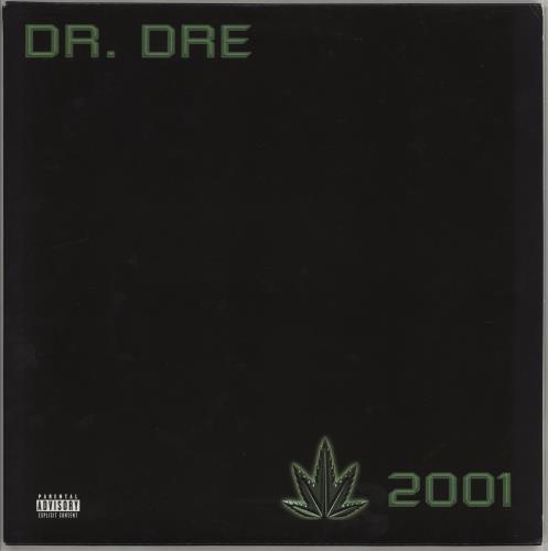 Dr Dre 2001 - Two Thousand And One - 180gm 2-LP vinyl record set (Double Album) UK DR.2LTW752509