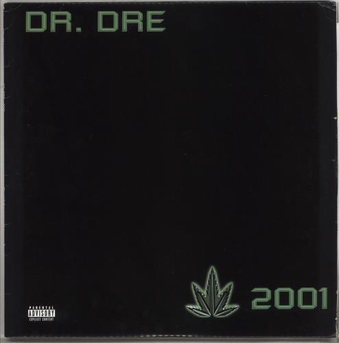 Dr Dre 2001 - Two Thousand And One 2-LP vinyl record set (Double Album) UK DR.2LTW710089