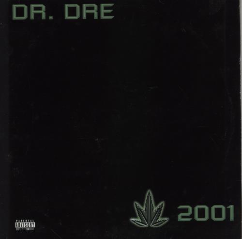 Dr Dre 2001 - VG+ 2-LP vinyl record set (Double Album) UK DR.2LVG754220