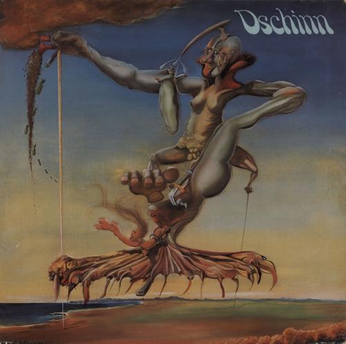 Dschinn Dschinn vinyl LP album (LP record) German 12HLPDS754005