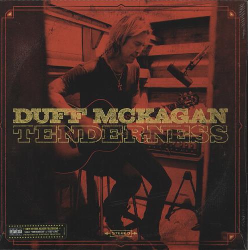 Duff McKagan Tenderness - Sealed vinyl LP album (LP record) UK DMCLPTE774540