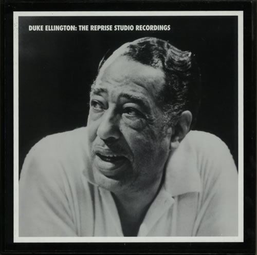 Duke Ellington The Reprise Studio Recordings CD Album Box Set US DA3DXTH586447