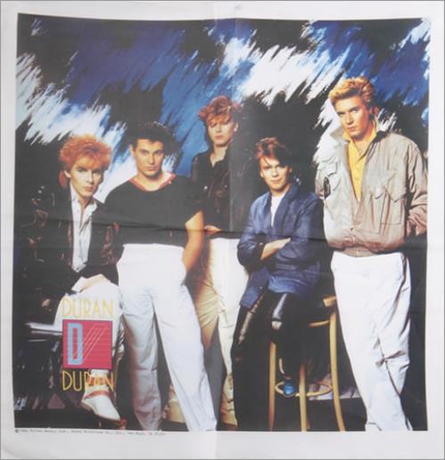Duran Duran Arena - Fabric Banner memorabilia US DDNMMAR437586