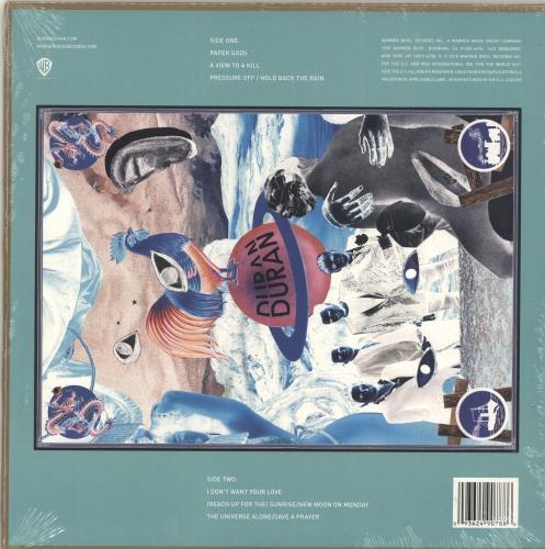 Duran Duran Budokan - RSD18 - 140gram Vinyl - Sealed vinyl LP album (LP record) UK DDNLPBU694832