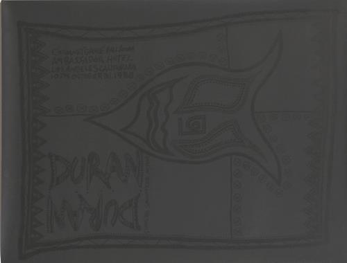 Duran Duran Cocoanut Grove Ballroom artwork US DDNARCO437702