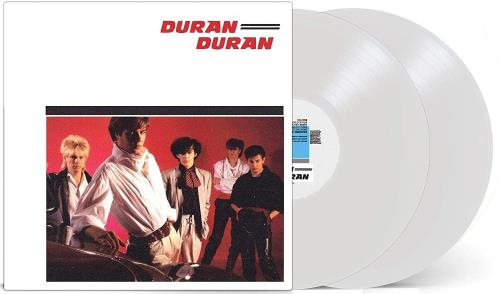 Duran Duran Duran Duran - NAD 2020 - 180 gm White Vinyl 2-LP vinyl record set (Double Album) UK DDN2LDU753881