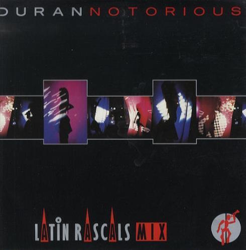 "Duran Duran Notorious 12"" vinyl single (12 inch record / Maxi-single) UK DDN12NO16076"