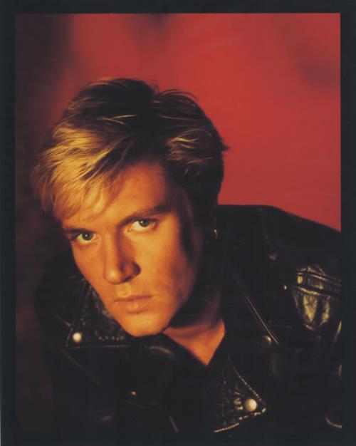 Duran Duran Simon Le Bon memorabilia UK DDNMMSI440950