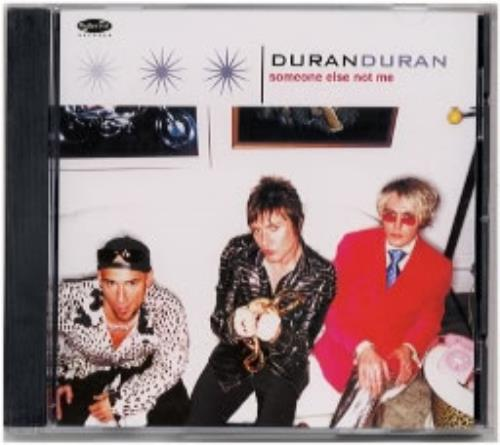 "Duran Duran Someone Else Not Me CD single (CD5 / 5"") US DDNC5SO157701"
