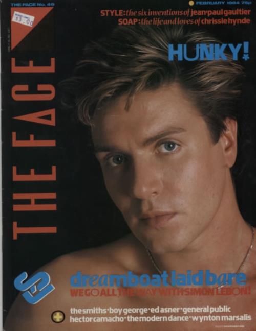 Duran Duran The Face - No. 46 magazine UK DDNMATH597227