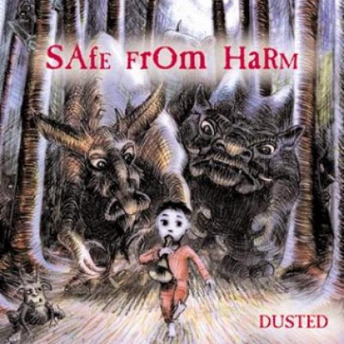Dusted Safe From Harm CD album (CDLP) UK DTDCDSA333016