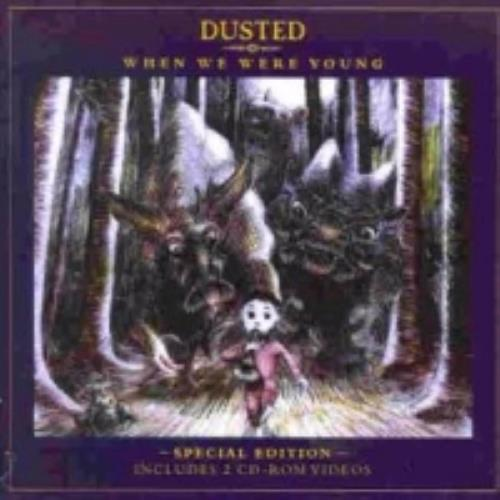 Dusted When We Were Young CD album (CDLP) UK DTDCDWH261882