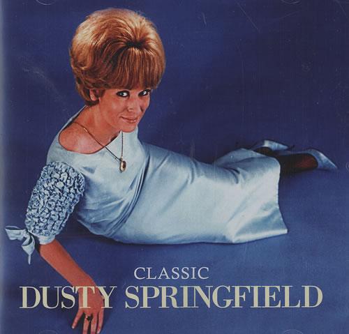 Dusty Springfield Classic Dusty Springfield CD album (CDLP) Dutch DUSCDCL470888