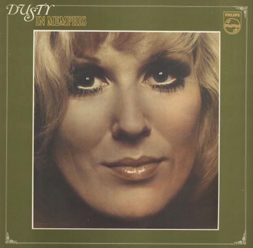 Dusty Springfield Dusty In Memphis - 1st - VG vinyl LP album (LP record) UK DUSLPDU731039