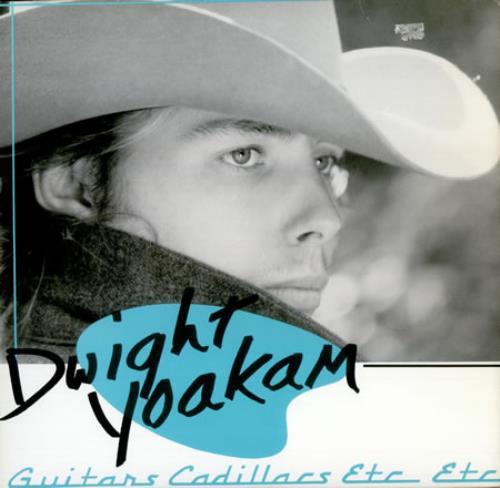 Dwight Yoakam Guitars Cadillacs Etc Etc Us 12 Quot Vinyl