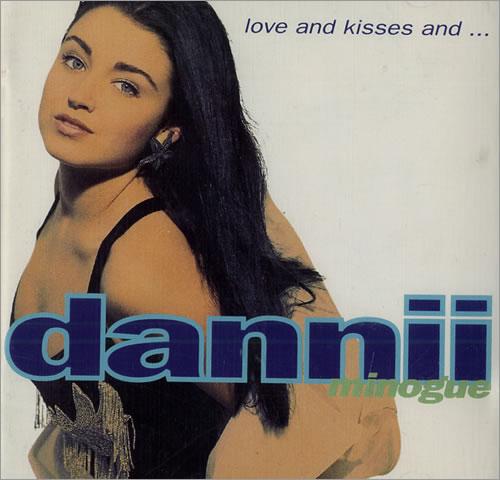 Dannii Minogue Love And Kisses And... CD album (CDLP) UK DANCDLO85336