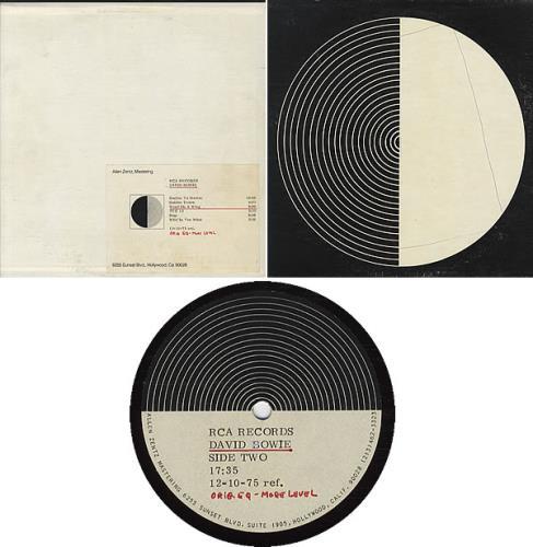 David Bowie Station To Station vinyl LP album (LP record) US BOWLPST344046