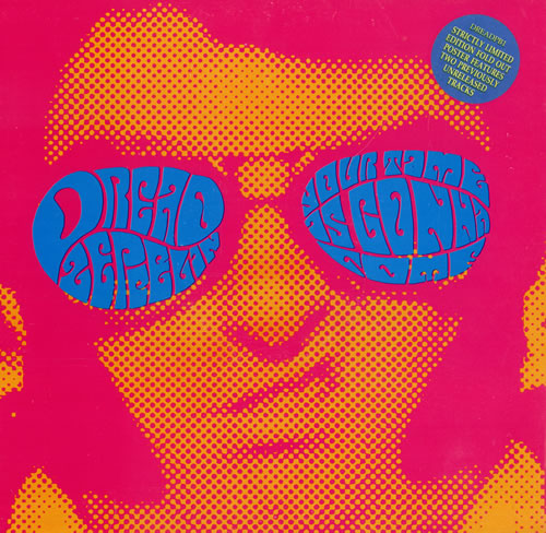 """Dread Zeppelin Your Time Is Gonna Come + Poster Sleeve 12"""" vinyl single (12 inch record / Maxi-single) UK DZE12YO105127"""