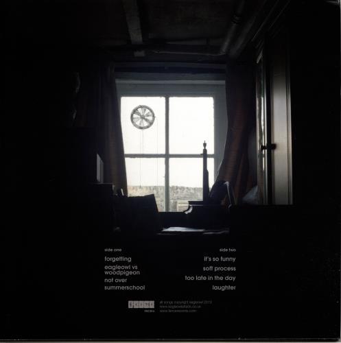 Eagleowl This Silent Year vinyl LP album (LP record) UK O5GLPTH704483