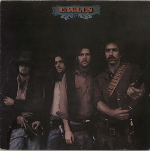 Eagles Desperado vinyl LP album (LP record) UK EAGLPDE230184