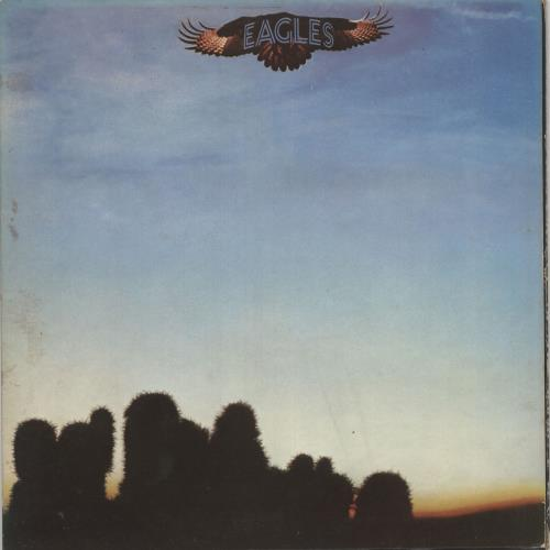 Eagles Eagles vinyl LP album (LP record) UK EAGLPEA313967