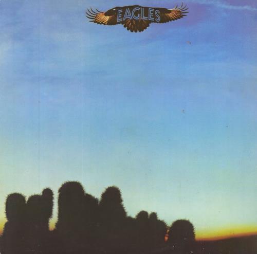 Eagles Eagles vinyl LP album (LP record) German EAGLPEA653858
