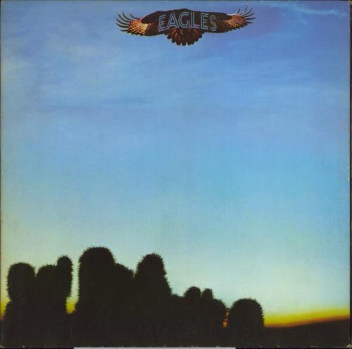 Eagles Eagles vinyl LP album (LP record) UK EAGLPEA771386