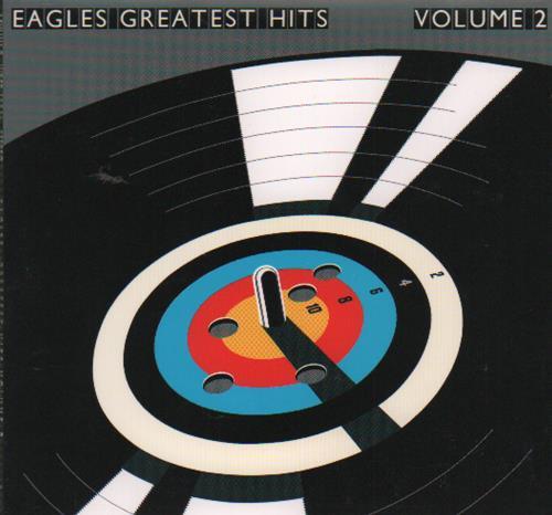 Eagles Greatest Hits Volume 2 CD album (CDLP) Japanese EAGCDGR649532