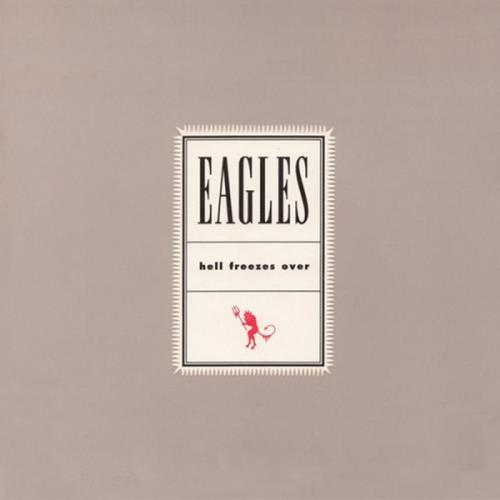 Eagles Hell Freezes Over - 25th Anniversary Remastered - Sealed 2-LP vinyl record set (Double Album) UK EAG2LHE769687