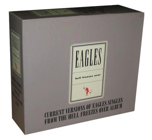 Eagles Hell Freezes Over box set European EAGBXHE175556