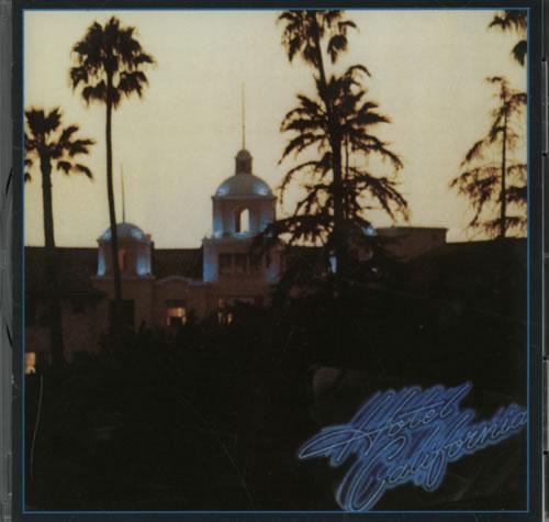 Eagles Hotel California CD album (CDLP) Japanese EAGCDHO588005