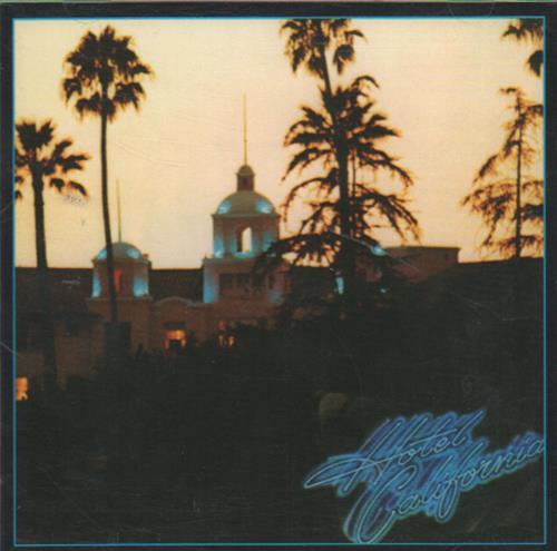 Eagles Hotel California SHM CD Japanese EAGHMHO649531