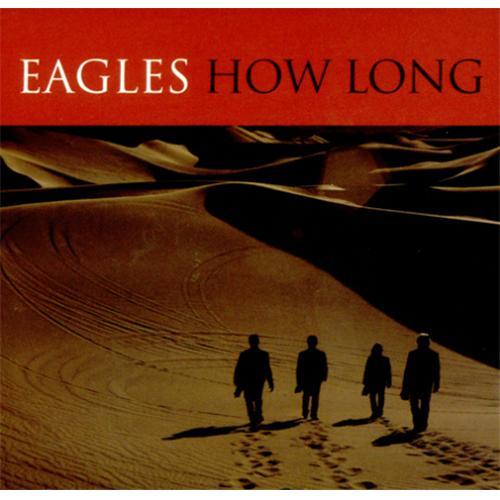 """Eagles How Long CD single (CD5 / 5"""") US EAGC5HO419087"""