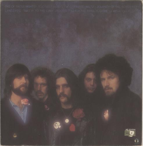 Eagles One Of These Nights vinyl LP album (LP record) French EAGLPON747396