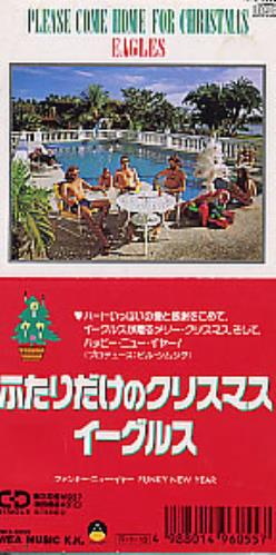 Please Come Home For Christmas Eagles.Eagles Please Come Home For Christmas Japanese 3 Cd Single