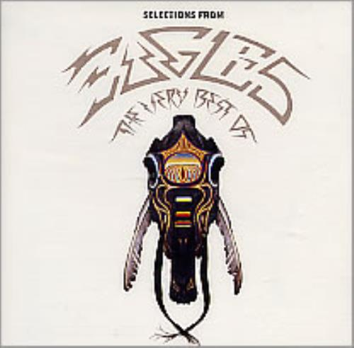 Eagles Selections From The Very Best Of CD album (CDLP) Canadian EAGCDSE269047