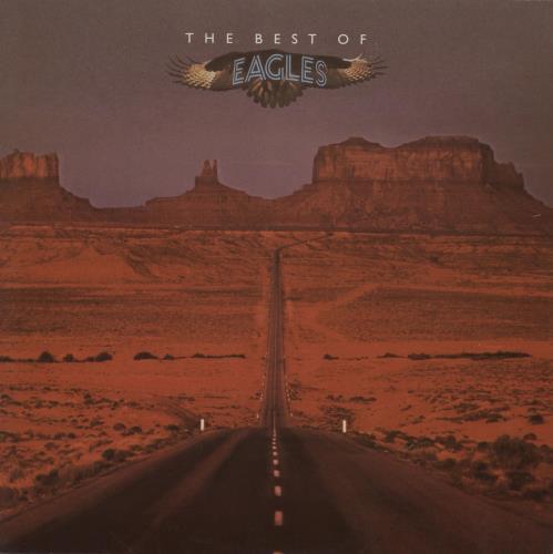 Eagles The Best Of Eagles - EX vinyl LP album (LP record) UK EAGLPTH759269