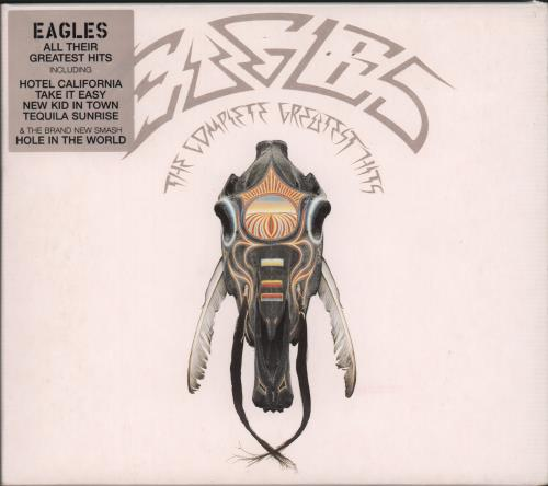 Eagles The Complete Greatest Hits 2 CD album set (Double CD) German EAG2CTH260376