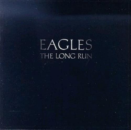 Eagles The Long Run CD album (CDLP) UK EAGCDTH356363