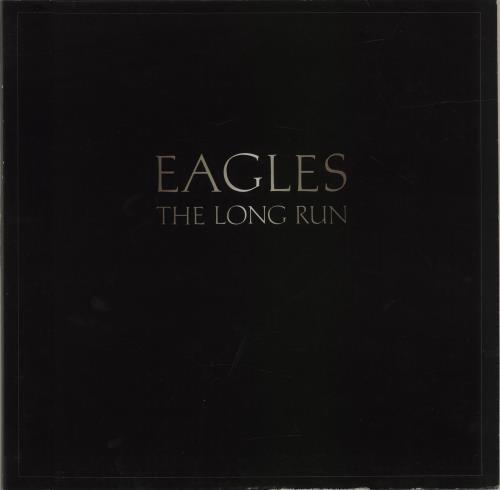 Eagles The Long Run vinyl LP album (LP record) German EAGLPTH661859