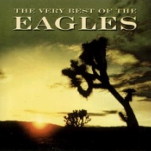 Eagles The Very Best Of CD album (CDLP) UK EAGCDTH183116