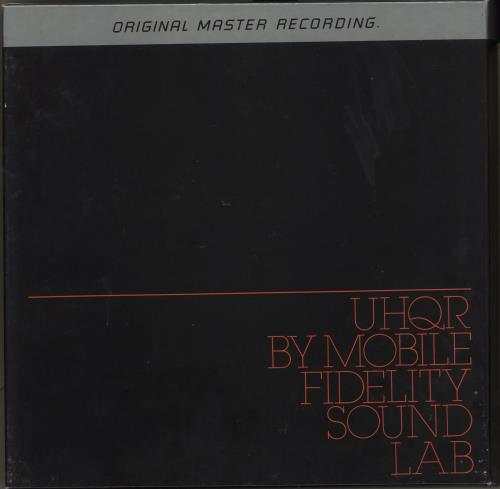 Earl Klugh Finger Paintings - UHQR Box box set US EAQBXFI427140