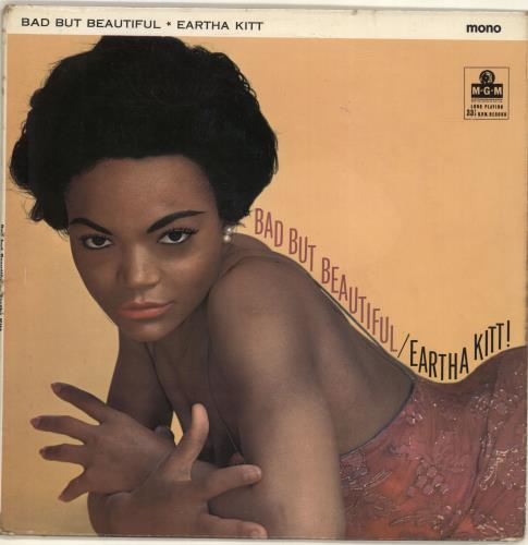 Eartha Kitt Bad But Beautiful - EX vinyl LP album (LP record) UK ERKLPBA700414