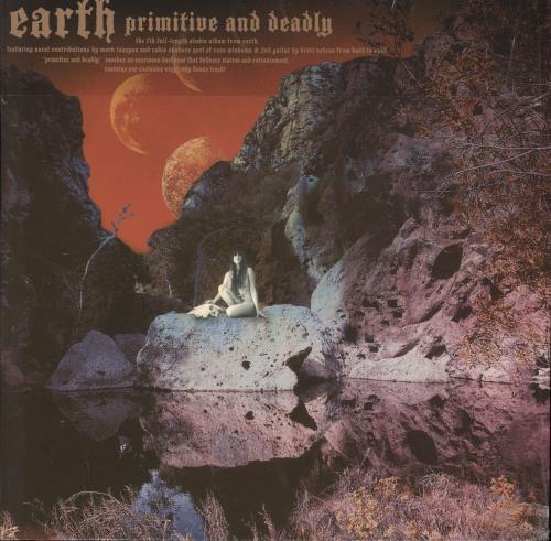 Earth (Doom) Primitive And Deadly 2-LP vinyl record set (Double Album) US 1J42LPR748033