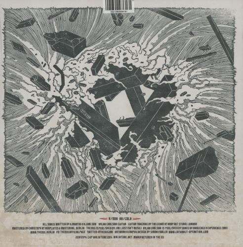 "Earth Boa / Cold - Sealed 12"" vinyl single (12 inch record / Maxi-single) UK ECZ12BO759087"