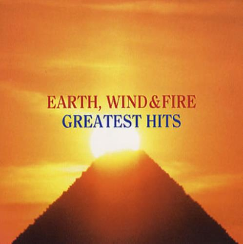 Earth Wind Amp Fire Greatest Hits Japanese Cd Album Cdlp