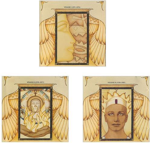 Earth Wind Fire The Eternal Dance Us Cd Album Box Set 441081